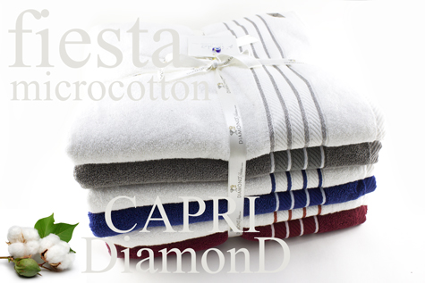 New CAPRI diamond