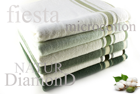 diamond microcotton natur